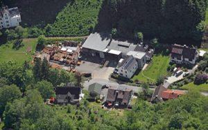 Luftaufnahme vom Brocke in Altena