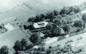 Luftaufnahme C. & F. vom Brocke damals